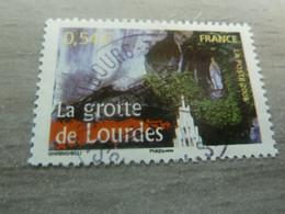 La Grotte De Lourdes - Portraits De Régions - France à Voir - 0.53 € - Multicolore - Oblitéré - Année 2006 - - Used Stamps