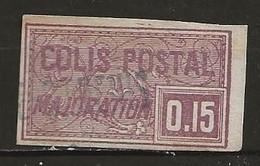 Colis Postaux Oblitéré N° 18 Lot 51-15 - Gebraucht