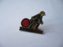 PIN'S PINS PIN PIN's ピンバッジ  AMICALE SAPEURS POMPIERS  ST NAZAIRE - Pompieri