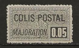Colis Postaux Neuf Avec Charnière N° 19 Lot 51-16 - Ungebraucht