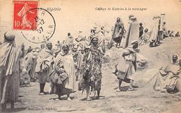 Kabylie - Groupe De Kabyles à La Montagne - Ed. D. Z. - Scenes
