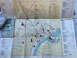 Plan Chalon Sur Saône - Geographische Kaarten