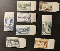 ISLANDA 1956 SOGGETTI VARI - Ungebraucht