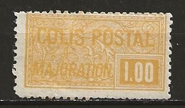 Colis Postaux Neuf Sans Gomme  N° 22 Lot 51-21 - Ungebraucht