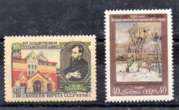 Rusia Serie Nº Yvert 1823/24 ** - Neufs