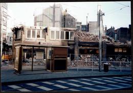 Photo Originale 15 X 10 Cm - 1994 - Ostende - Travaux Place Marie-José - Marie-Joséplein - Voir Scans - Lugares