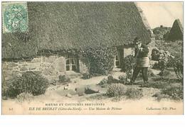 22.ILE DE BREHAT.n°16615.UNE MAISON DE PECHEUR - Ile De Bréhat