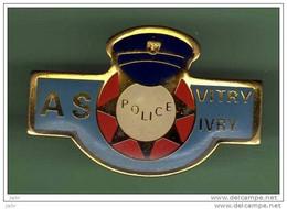 POLICE *** AS IVRY *** 2107 - Polizia