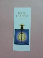 Carte Parfum YSL - Modern (from 1961)