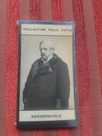 PHOTOS CHROMOS Collection Felix Potin Chocolat Célébrités NORVEGE NORGE EXPLORATEUR NORDENSKIOLD - Identified Persons