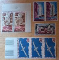 Lot Poste Aérienne N° 1 - 4 - 5 - 13 ( ** ) - Airmail