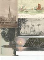 Joli Lot De 200 CPA Diverses France Et Etrangeres Et Autres - 100 - 499 Cartoline