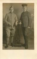 CARTE PHOTO  01/1916 SOLDAT ROGER GROSEILLIER - Weltkrieg 1914-18