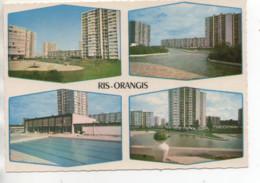 CP ( Ris Orangis - Divers Aspects De La Ville ) - Ris Orangis
