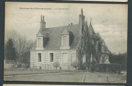 Environs De  Chateaurenault , La Chauvinière  ( Plis Dans Un Angle ) -   Mab1247 - Other Municipalities