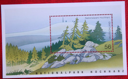 Nationalpark Hochharz 2002 Mi 2268 Block 59 Neuf Sans Charniere POSTFRIS MNH ** Germany BRD / Allemange - Blokken