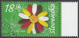 SLOVAKIA  EUROPA  2006  Very Fine Used - 2006