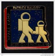 MISSION SPACIALE *** PATRICK BAUDRY *** Signe COINDEROUX-CORNER *** 2108 - Spazio