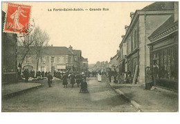45.LA FERTE SAINT AUBIN.n°26701.GRANDE RUE - La Ferte Saint Aubin