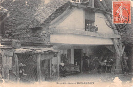 25 MALANS Maison ROBARDET Rare état Moyen - Ohne Zuordnung