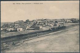 Suez / Vue Générale, Chemin De Fer, General View, Railway - Posted 1933 - Suez