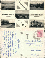 Ansichtskarte Elsenborn-Bütgenbach Truppenübungsplatz Und Ortsmotive 1958 - Non Classés