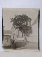 Vosges. Moyenmoutier. 1907. 9x8 Cm. Coin Inf Gauche Légèrement Abimé - Lieux