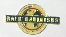 Pin's RAID GAULOISE - Rallye