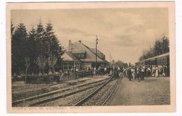 D-12672   WIESBADEN / AMT WEHEN  : Eiserne Hand ( Bahnhof ) - Wiesbaden