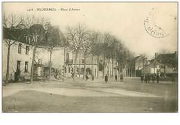 56.PLOERMEL.n°104.PLACE D'ARMES - Ploërmel