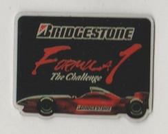 Pin's  BRIDGESTONE Formula 1. - F1