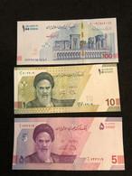 1 Set P-NEW 2021 Year Iran - Iran