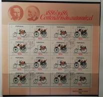 Portugal 1986 / Yvert N°1663-64 En Feuille / Used - Used Stamps
