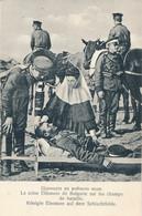 La Reine Eléonore De Bulgarie Sur Les Champs De Bataille - Königin Eleonore Auf Dem Schlachtfelde (BP) - Bulgarije