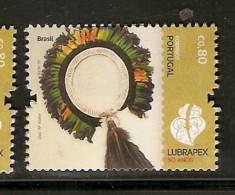 Portugal ** & 50 Anniversary Of LUBRAPEX 2016 (1) - Unused Stamps