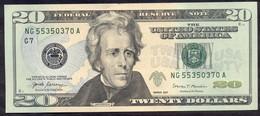 USA 20 Dollars 2017 G  - UNC # P- 546 < G - Chicago IL > - Billets De La Federal Reserve (1928-...)