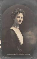 Marie Adélaïde Carte Sépia Foncé Luxembourg - Koninklijke Familie