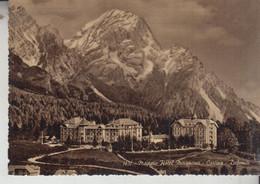 Cortina D'Ampezzo - Majestic Hotel Miramonti  VG - Belluno