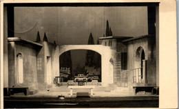10646 - Theater - Aufbau Einer Bühne V. 1937 - Gelaufen - Théâtre