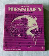 Livre : Olivier Messiaen - Musique