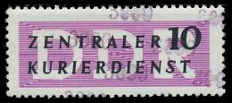 DDR DIENST VERWALTUNGSPOST-A ZKD Nr 10 N3000 Postfrisch X1D29B2 - Oficial
