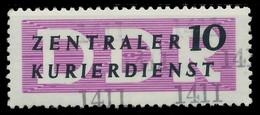 DDR DIENST VERWALTUNGSPOST-A ZKD Nr 10 N1411 Postfrisch X1D2A22 - Oficial