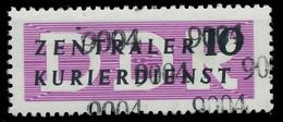 DDR DIENST VERWALTUNGSPOST-A ZKD Nr 10 N9004 Postfrisch X1D2A2E - Oficial