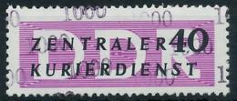 DDR DIENST VERWALTUNGSPOST-A ZKD Nr 12 N1000 Postfrisch X1D2AD2 - Oficial