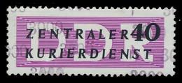 DDR DIENST VERWALTUNGSPOST-A ZKD Nr 12 N3000 Postfrisch X1D2B26 - Oficial
