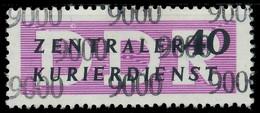 DDR DIENST VERWALTUNGSPOST-A ZKD Nr 12 N9000 Ungebraucht X1D2B76 - Oficial