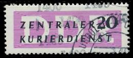 DDR DIENST VERWALTUNGSPOST-A ZKD Nr 15 N1400 Gestempelt X1D76EA - Oficial