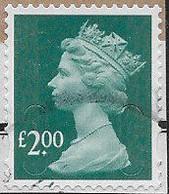 GB 2013 Machin £2 MA13 Good/fine Used [40/32511/ND] - Machins
