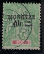 MONGTZEU         N° YVERT  :  4   OBLITERE      ( OB 9/61 ) - Used Stamps