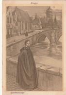 Brugge, Bruges, Speelmansreye - Brugge